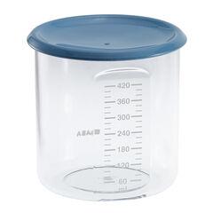 Maxi + portion 420 ml - Tritan blue
