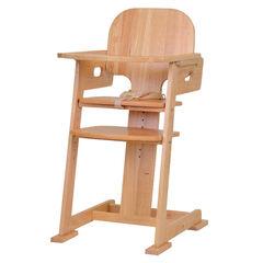 Chaise haute évolutive - Naturel