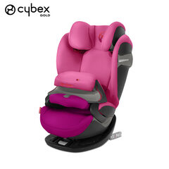 Siège-auto isofix Pallas S-Fix groupe 1/2/3 - Passion Pink