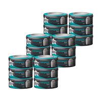 Lot de 18 recharges pour poubelle à couches Tec