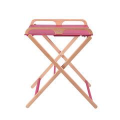 Table à Langer Jade pliante – Hybride Fuschia  , Combelle