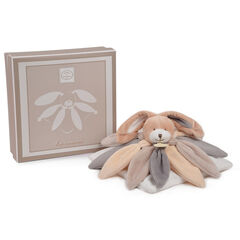 Doudou Collector lapin - Taupe