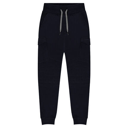Junior - Pantalon de jogging en molleton à poches
