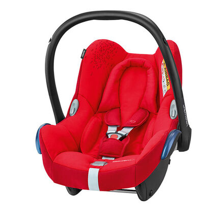 Siège-auto Cabriofix groupe 0+ - Vivid Red