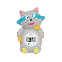 Thermomètre de bain - Raton laveur
