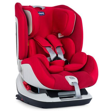 Siège-auto Seat-Up groupe 0+/1/2 - Rouge
