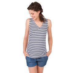 Débardeur de grossesse et d'allaitement