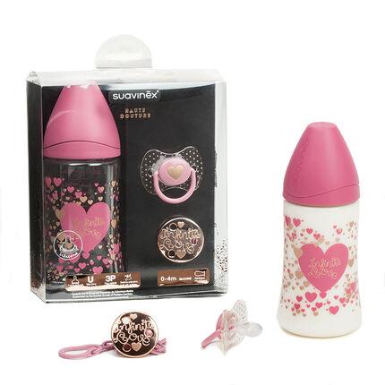 Coffret cadeau Haute Couture - Rose