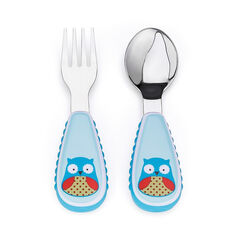 Set couverts Zoo - Hibou