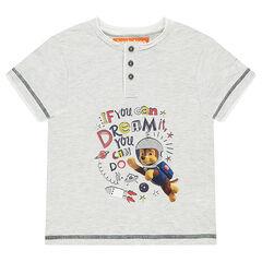 Tee-shirt manches courtes print Pat'Patrouille Nickelodeon™
