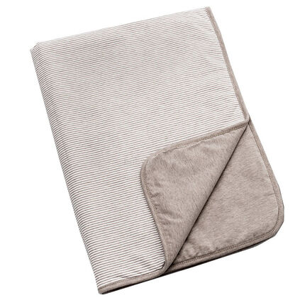 Couverture Dream Cotton - Taupe