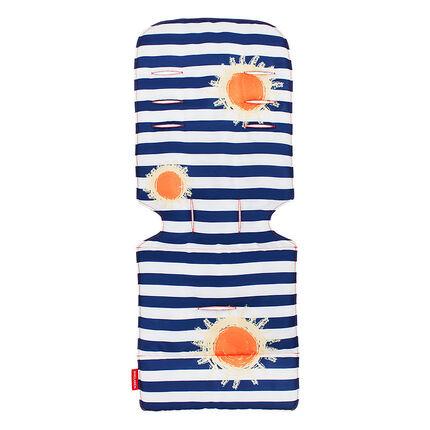 Coussin pour poussette - Sunshine Stripe