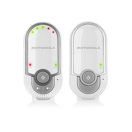 Babyphone numérique audio - Blanc