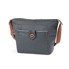 Sac à langer Borsa - Blue Denim