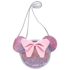 Sac bandoulière Minnie Disney à paillettes