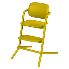 Chaise haute évolutive Lemo - Canary Yellow
