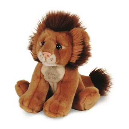 Peluche Lion collection Prestige 20cm