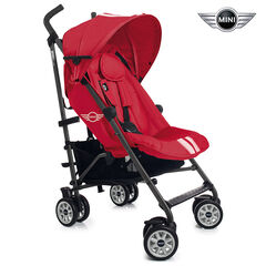 Poussette canne Mini - Fireball Red