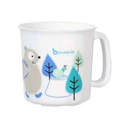 Tasse micro-ondable - Blue Beaver