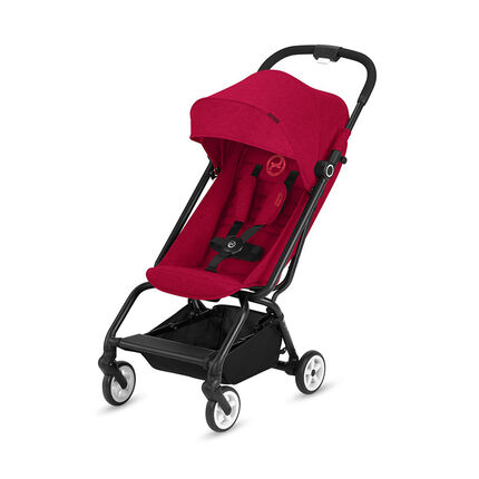 Poussette Eezy S - Rebel red