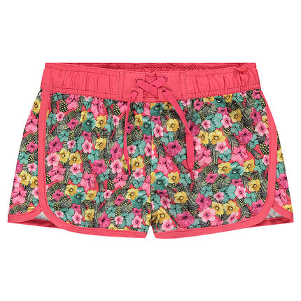 Junior - Short de bain imprimé
