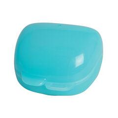 Boite de transport pour sucette stérilisable - Bleu