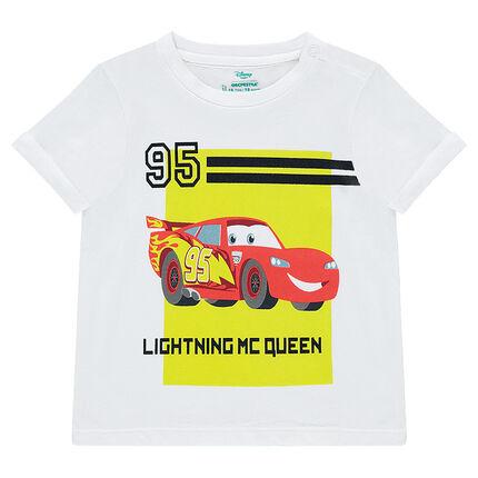 Tee-shirt manches courtes en jersey Disney/Pixar® avec print Cars