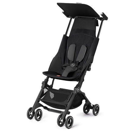 Poussette canne Pockit+ - Monument Black