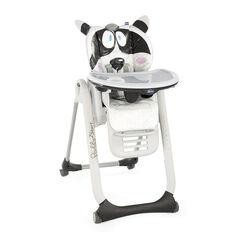 Chaise haute réglable Polly2Start - Honey Bear