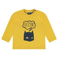 Tee-shirt manches longues en jersey print BATMAN