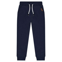 274651d50cc Pantalon de jogging en molleton uni