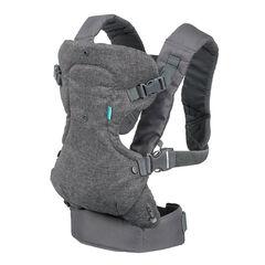 Porte-bébé Flip 4 en 1 - Gris