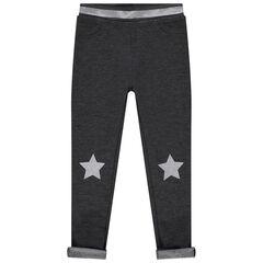 Legging en jersey à étoiles printées