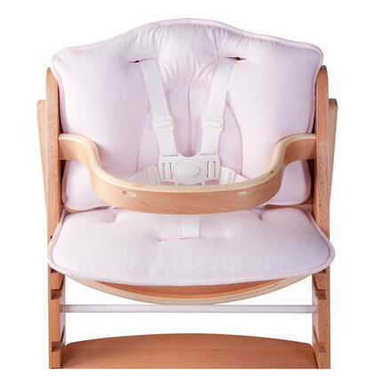 coussin r ducteur de chaise volutive jersey rose orchestra fr. Black Bedroom Furniture Sets. Home Design Ideas