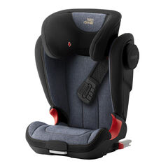 Rehausseur isofix Kidfix II XP SICT groupe 2/3 Black Series - Blue Marble