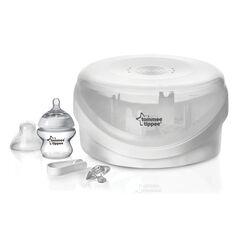 Stérilisateur micro-ondes - Blanc