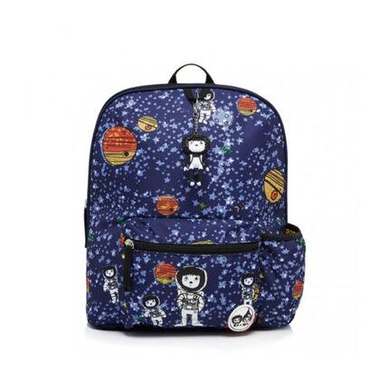 Grand sac à dos Zip & Zoe - Spaceman 0-3 ans