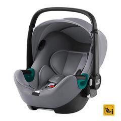 Siège-auto Baby Safe iSense i-Size – Frost Grey , Britax Romer