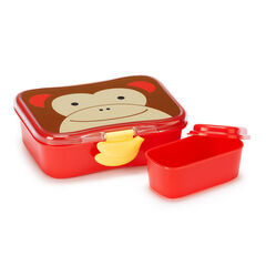 Kit Lunch Box Collection Zoo – Singe , Skip Hop