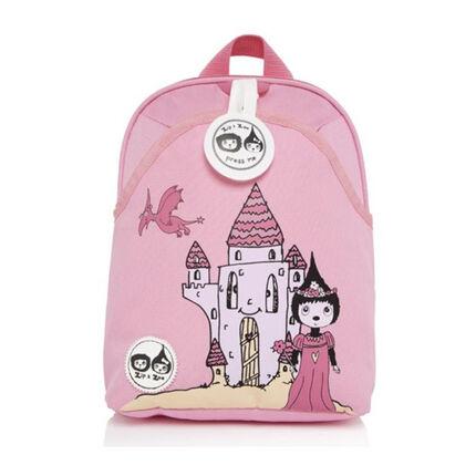 Mini sac à dos Zip & Zoe - Castle Zoe 0-3 ans