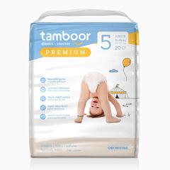 Couches Premium T5 Junior (11-24 kg) - x20