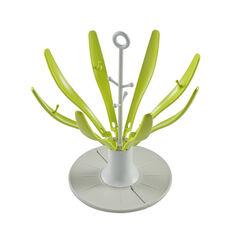 Egoutte-biberons pliable Flower - Néon