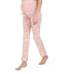 Pantalon de pyjama homewear imprimé all-over