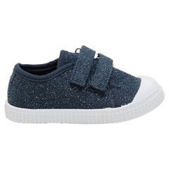 4bb43a43c chaussures en toile - fille - Orchestra