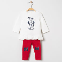Ensemble avec unique et legging Minnie Disney