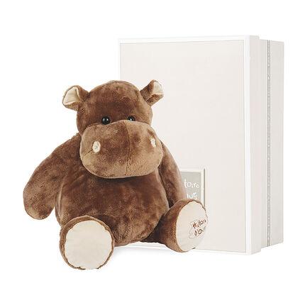 Peluche Hippopotame 14cm