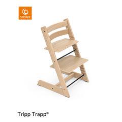 Chaise haute Tripp Trapp - Chêne Blanc