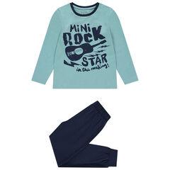 Pyjama en coton print guitare pour enfant garçon , Orchestra