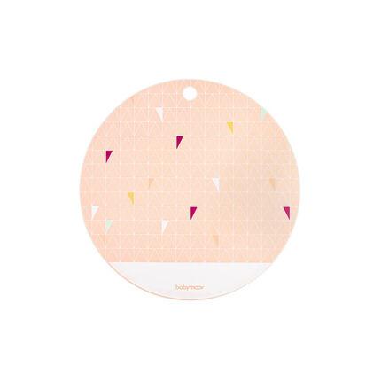 Set de table silicone - Peach