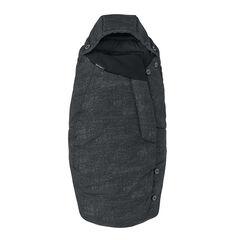 Chancelière pour poussette - Nomad Black